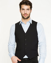 Le Château Tropical Wool Contemporary Fit Vest