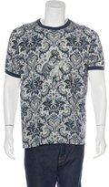 Dolce & Gabbana Ikat Print T-Shirt