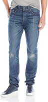 True Religion Men's Quickfade Rocco Relaxed Skinny Jean