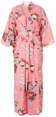 N. Vintage (Unsigned) Vintage (unsigned) \N Pink Cotton Jackets
