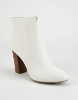 Mia Rosebud Womens Boots