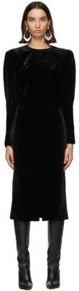 Isabel Marant Black Geniasi Dress