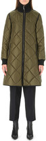 Sportmax Manager quilted puffa coat