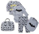 Eleven Paris Baby's Four-Piece Batman Set
