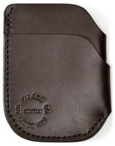 Filson Men's Leather Cash & Card Case - Brown