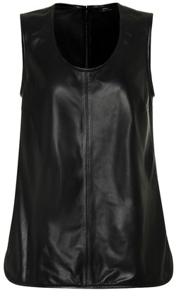 Joseph Blake leather tank top