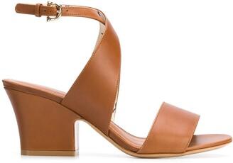 Salvatore Ferragamo Sheena mid-heel sandals
