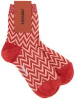 Missoni Mare Embroidered Socks