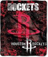 Northwest Company Northwest Houston Rockets Drop-Down Plush Throw Blanket