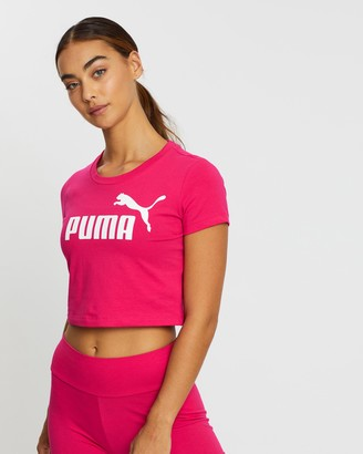 Puma Essentials Fitted Tee