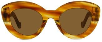 Loewe 50MM Oversized Cat Eye Sunglasses