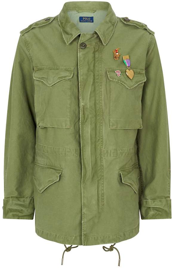 Military Jacket by Polo Ralph Lauren