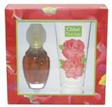 Karl Lagerfeld Chloe Narcisse By For Women. Gift Set ( Eau De Toilette Spray 3.3 Oz+ Body Lotion 6.8 Oz).