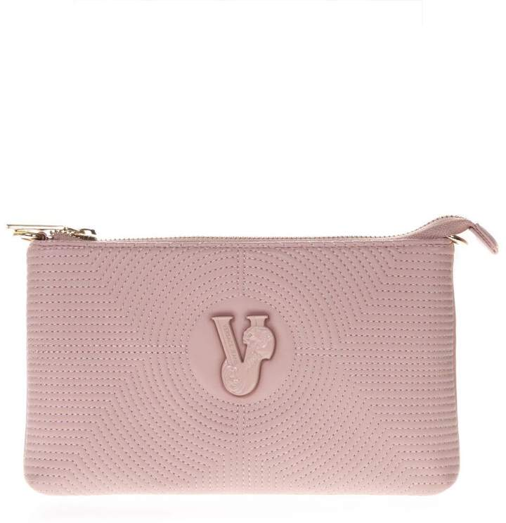 c3c2a38b00c8 Leather Clutch With Chain Strap - ShopStyle