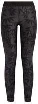 The Upside Guru bamboo-print performance leggings