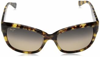 Maui Jim Women's Plumeria Cat-Eye Sunglasses