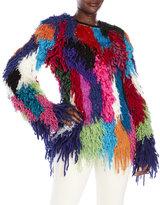 Maurizio Pecoraro Multicolor Textured Top
