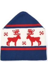 J.Mclaughlin Cypress Knitted Hat in Reindeer