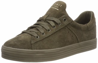 Esprit Women's Sita Lace Up Low-Top Sneakers
