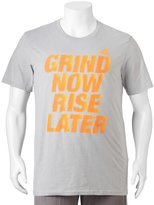 "adidas Big & Tall Grind Now Rise Later"" climalite Tee"