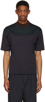 Kolor Navy Colorblock T-Shirt