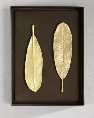 Michael Aram Champa Leaf Wall Art