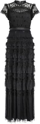 Needle & Thread Andromeda Tiered Ruffle Dress