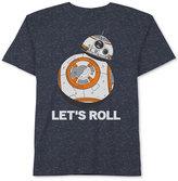 Star Wars Bb-8 Graphic-Print T-Shirt, Little Boys (4-7)