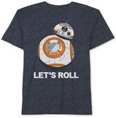 Star Wars Bb-8 Graphic-Print T-Shirt, Toddler & Little Boys (2T-7)