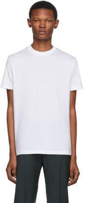 Prada Three-Pack White Jersey T-Shirt