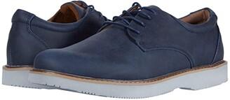 Deer Stags Walkmaster Plain Toe Oxford (Black) Men's Shoes