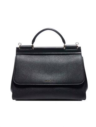 Dolce & Gabbana Sicily Large Tote Bag