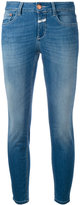 Closed skinny cropped jeans - women - Cotton/Polyester/Spandex/Elastane - 28