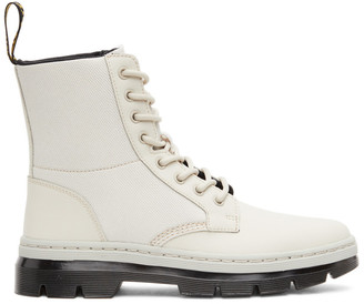 Dr. Martens Off-White Combs 2 Boots