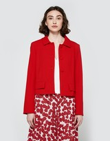 Fran Jacket in Red