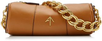 MANU Atelier Mini Cylinder Leather Crossbody Bag