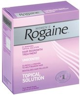 Rogaine Women's Hair Regrowth Treatment Solution-3 Month Supply (Quantity of 1)