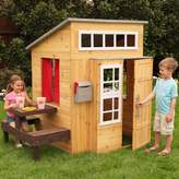 Kid Kraft Modern Outdoor Cubby House