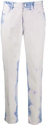Stella McCartney Acid Wash Jean