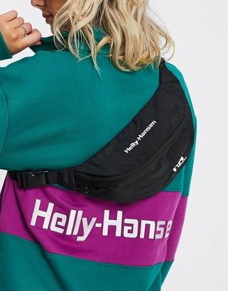 Helly Hansen YU bum bag in black