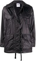 Aspesi oversized rain coat