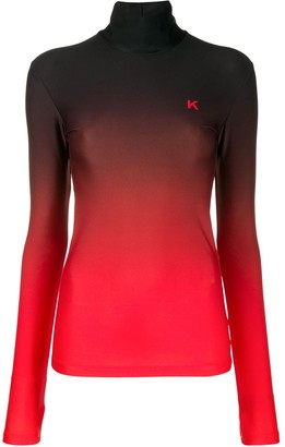 Kwaidan Editions Jersey Roll-Neck Jumper