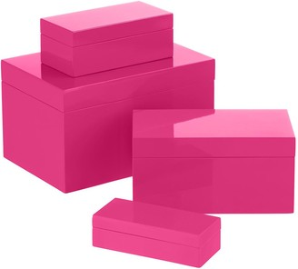 Lacquer Storage Boxes Shop The World S Largest Collection Of Fashion Shopstyle