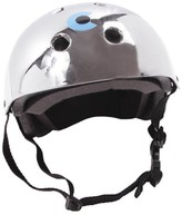 Micro Helmet - Chrome