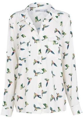 Oasis Curve Brid Print Shirt