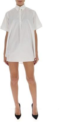 Thom Browne Oversize Short Sleeve Shirt