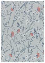 John Lewis Aster Meadow Wallpaper, Thistle