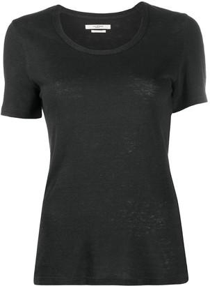 Etoile Isabel Marant Killian slim-fit linen T-shirt