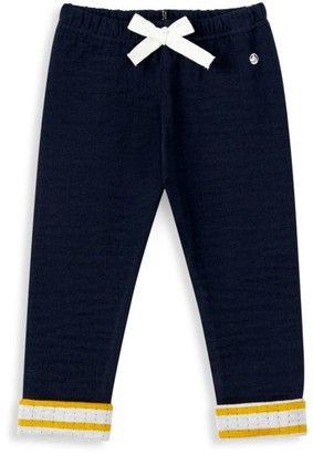 Petit Bateau Baby Boy's Cuffed Sweatpants
