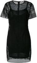 Diane von Furstenberg sheer dress - women - Polyester/Viscose/Silk - 4